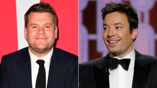James Corden defends US TV horde Jimmy Fallon over President Trump interview