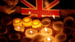 سوگواری لندن