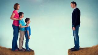 Família separada