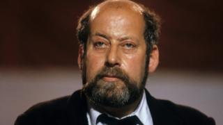Clement Freud, pictured in 1979