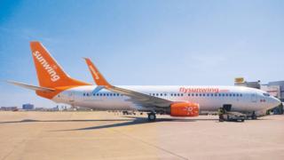 Sunwing Airlines Boeing