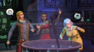 positive people the-sims-realm-of-magic.