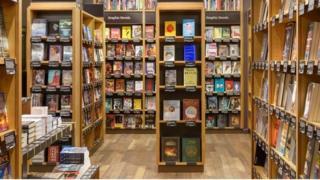 Amazon's bookshop
