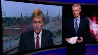 Не только MH17: интервью Дмитрия Пескова Би-би-си полностью