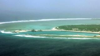 جزایر مصنوعی چین در دریای چین جنوبی