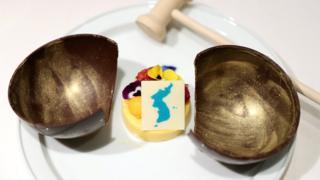 Япония протестует против выбора десерта для саммита Корей