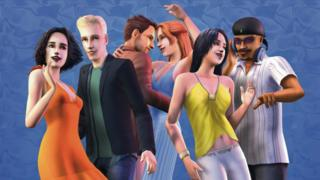 positive people sims-2-game.