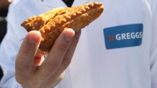 Greggs bakery sees sales growth slow