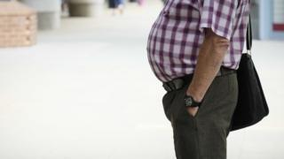 More than a quarter of men and women in the UK are now obese