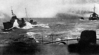 Battle of Jutland centenary to be commemorated - BBC News