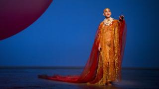 Anthony Roth Costanzo as Akhnaten