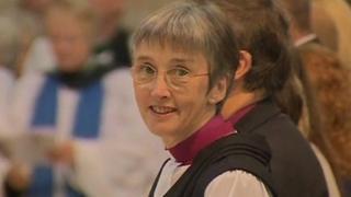 Reverend Canon Alison White
