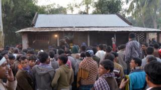 রাজশাহীর এক গ্রামে এর আগে আহমদিয়া সম্প্রদায়ের ওপর হামলা হয়েছিল