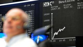 Немецкая биржа