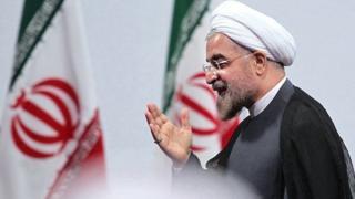 حسن روحانی رئیس جمهور ایران گفته مذاکرات اتمی می تواند الگویی برای دیگر مذاکرات باشد