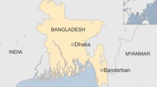 Buddhist monk killed in Bangladesh