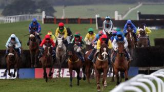 Coral Welsh Grand National Day at Chepstow Racecourse
