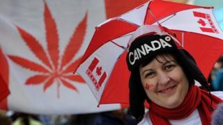a cannabis flag