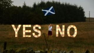 Yes/No illumination