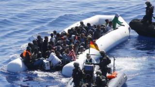 EU Med anti-smuggling mission 'failing'