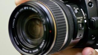 Camera (file pic)
