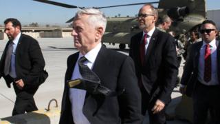 جیم متیس، وزیر دفاع جدید آمریکا