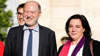 French inquiry into 'sex pest' MP