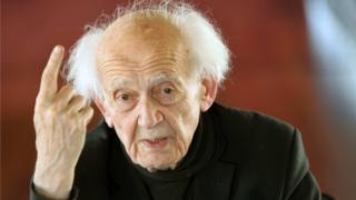 Zygmunt Bauman, 11 Mar 13