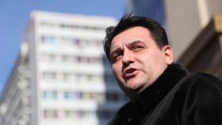 Депутат Михеев