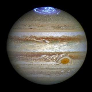 Los enigmáticos sonidos de Júpiter captados por la sonda Juno de la NASA
