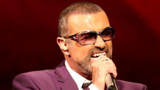 George Michael: Private wake for singer