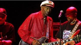 Ifoto ya Chuck Berry afise imyaka 87