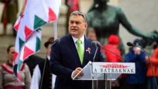 Macaristan Başbakanı Viktor Orbán
