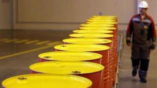 بشکههای نفت