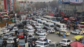 کابل؛ شهری بدون پارکینگ یا پارکینگی بزرگ؟