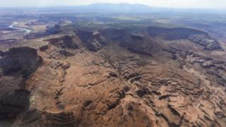 Bear Rocks National Monument in Utah