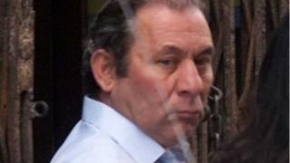Tony Gauci, witness in Lockerbie trial