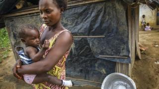Une étude de l'Unicef de cette année a indiqué qu'environ 3,5 millions d'enfants vivent dans la pauvreté au Ghana