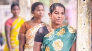 Tres madres de alquiler de Chennai