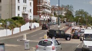 Shorefield Road junction