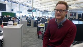Joe Gordon, head of First Direct