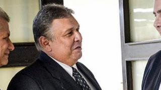 Cuban Vice President and Economy Minister Marino Murillo (07 January 2016)