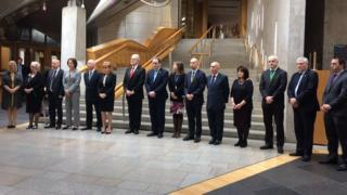 Scottish autonomy referendum discuss to resume subsequent Tuesday
