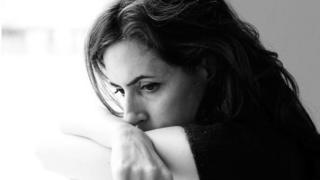 Depressed person - actor