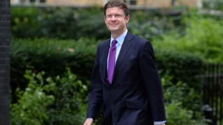 Secretary of State for Business, Energy and Industrial Strategy Greg Clark