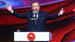 File pic of President Recep Tayyip Erdogan