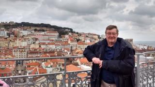 Mark Mardell in Lisbon