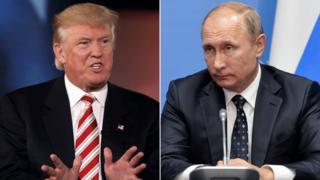 دونالد ترامپ و ولادیمیر پوتین اتهامات را بی اساس می دانند