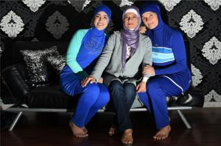 'It's about freedom': Ban boosts burkini sales 'by 200%'