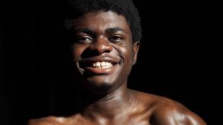Caleb Mutumbo, bodybuilder